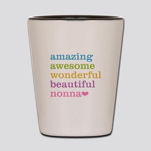 Nonna - Amazing Awesome Shot Glass