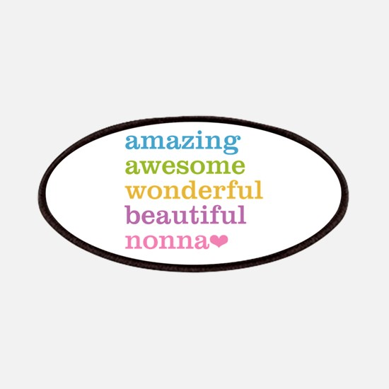 Nonna - Amazing Awesome Patches