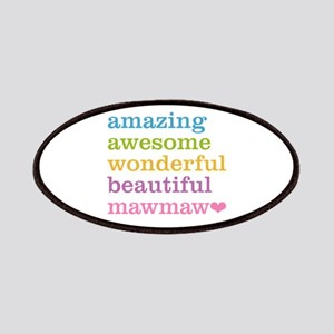 MawMaw - Amazing Awesome Patches