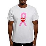Pink Hope Light T-Shirt