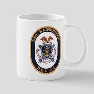 DDG 96 USS Bainbridge Mug