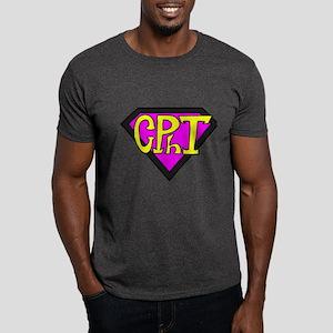 Superhero Technician Dark T-Shirt