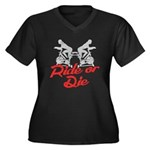 Ride or die Plus Size T-Shirt