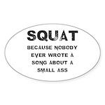 small ass Sticker
