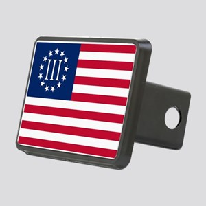 Nyberg Flag Hitch Cover
