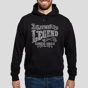 Living Legend Since 1960 Hoodie (dark)
