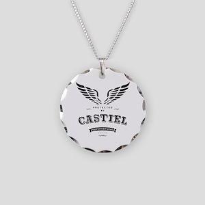 SUPERNATURAL Castiel Vintage Necklace