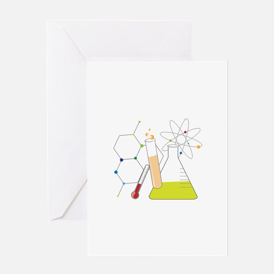Chemistry Stuff Greeting Cards
