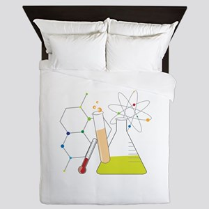Chemistry Stuff Queen Duvet