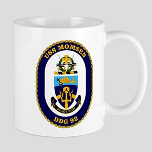 USS Momsen DDG-92 Mug
