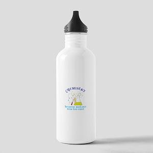 Chemistry Water Bottle
