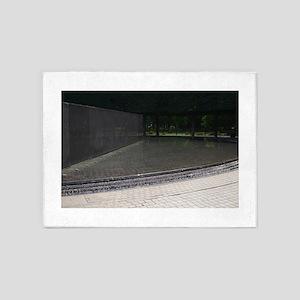 Korean Memorial ref... 5'x7'Area Rug