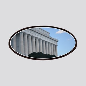 Lincoln Memorial Patches