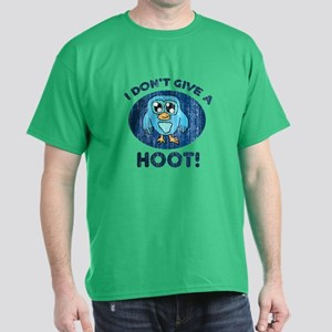 Vintage I Dont Give A Hoot T-Shirt