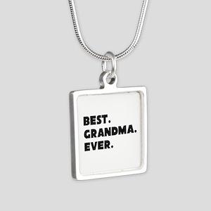 Best Grandma Ever Necklaces