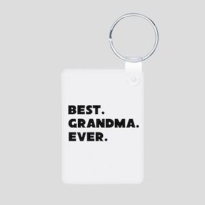 Best Grandma Ever Keychains
