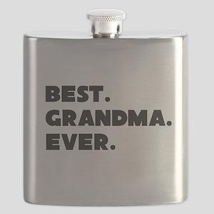 Best Grandma Ever Flask