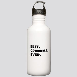 Best Grandma Ever Water Bottle