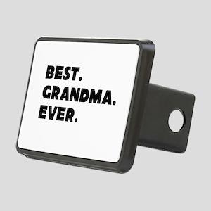 Best Grandma Ever Hitch Cover