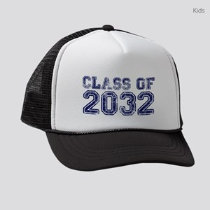 Class of 2032 Kids Trucker hat