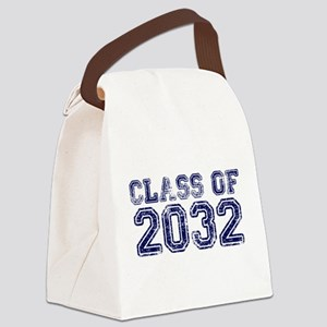 Class of 2032 Canvas Lunch Bag