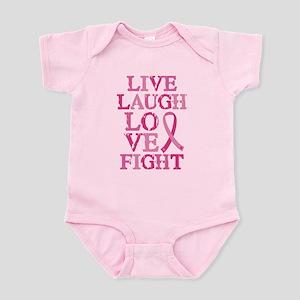 Live Love Fight Infant Bodysuit