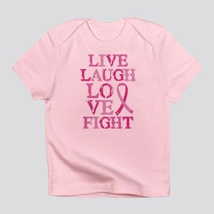 Live Love Fight Infant T-Shirt