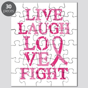 Live Love Fight Puzzle