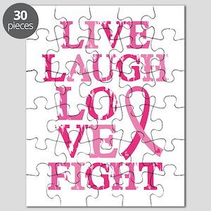 Live Love Fight Puzzle