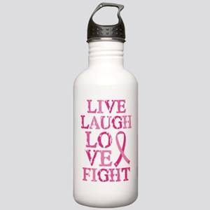 Live Love Fight Stainless Water Bottle 1.0L
