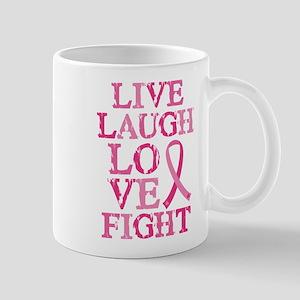Live Love Fight Mug