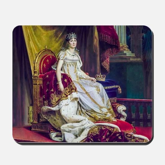 Gerard - Empress Josephine Mousepad