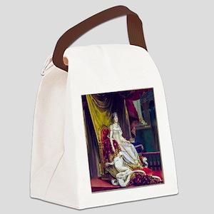 Gerard - Empress Josephine Canvas Lunch Bag