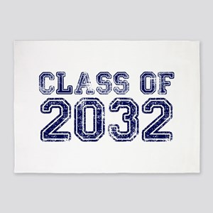 Class of 2032 5'x7'Area Rug