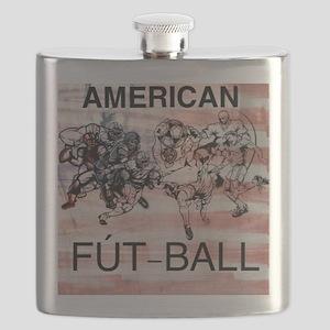 American Fut-Ball Flask