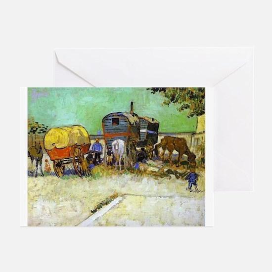 Van Gogh Greeting Cards (Pk of 10)