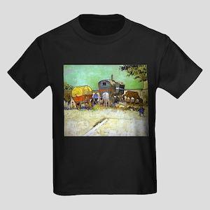 Van Gogh Kids Dark T-Shirt