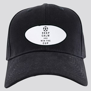 Keep Calm and Win the Cup Baseball Hat