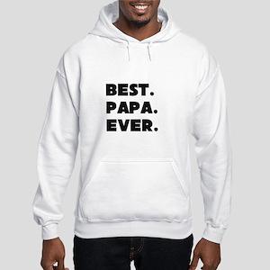 Best Papa Ever Hoodie