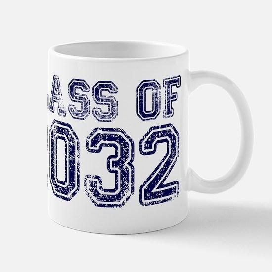 Class of 2032 Mugs