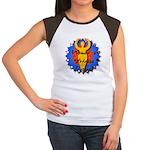 Womens Goddess Retreat Cap Sleeve T-Shirt