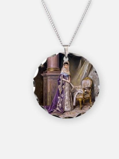 Makovsky: Empress Maria Fyod Necklace