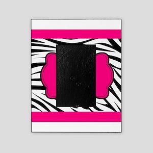 Pink Black Zebra Picture Frames Cafepress