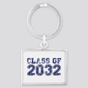 Class of 2032 Keychains