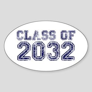 Class of 2032 Sticker