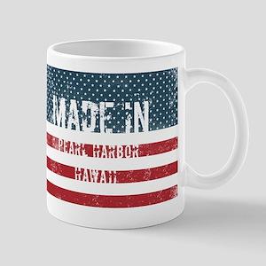 Made in Pearl Harbor, Hawaii Mugs