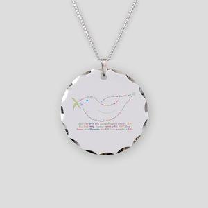 Peace Dove Necklace