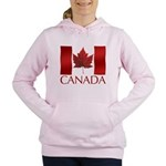 Canada Souvenir Hoodies Women's Hooded Sweatshirt