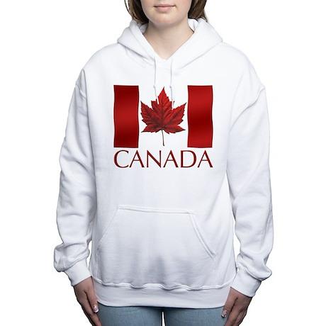Canada Souvenir Hoodies Women's Hooded Sweatshirt