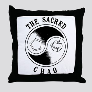 Sacred Chao Throw Pillow